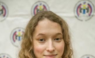 Ульяна Кузнецова дважды поднялась на самую высокую ступень пьедестала Чемпионата России