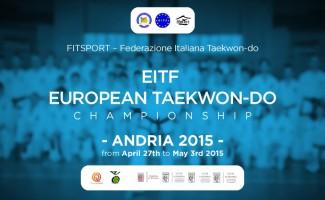 Медали новосибирских тхэквондистов на чемпионате Европы