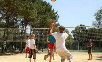 Детский санаторный оздоровительно-спортивный лагерь «Олимпиец» открывает свои двери детям