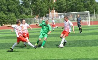 Турнир по футболу пройдет в рамках XXVI Всероссийского олимпийского дня