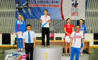 Новосибирские тхэквондисты стали призерами Кубка России