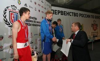 Итоги первенства России по боксу среди юниоров