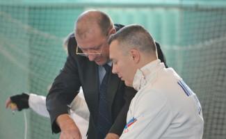 Александр Логутенко – серебряный призер Кубка мира по фехтованию на колясках