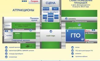 Спортивный праздник и фестиваль ГТО пройдут в Новосибирске в День физкультурника