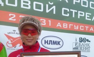 «Бронза» финала Кубка России Ольги Панариной