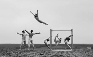 Впервые в Новосибирске организована фотовыставка Сергея Суховея «Природа движения»!