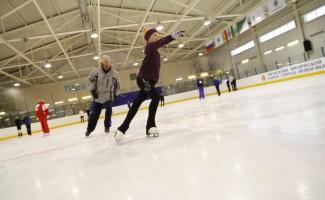 Легендарный российский тренер проведет мастер-класс для юных новосибирских фигуристов