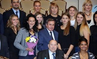 Баскетбольная команда «Динамо» обновила состав и вернула историческое название
