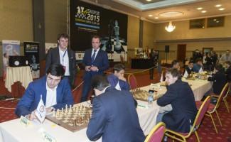 Команда «Сибирь» стала обладателем Еврокубка по шахматам