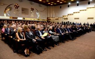 Делегаты «Олимпийского собрания» обсудили подготовку сборной России к Играм в Рио-де-Жанейро