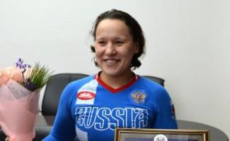 Надежда Фёдорова привезла с чемпионата страны три медали