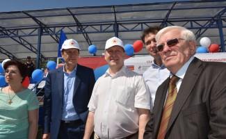 Александр Жуков дал старт V Спартакиаде предприятий оборонного комплекса Новосибирской области