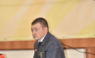 В Новосибирске прошёл новогодний турнир для сильных людей