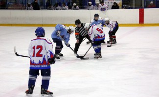 Финальные встречи «Золотой шайбы» пройдут в ЛДС «Сибирь»