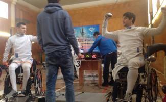 Фехтовальщики НЦВСМ привезли пять медалей с Кубка России