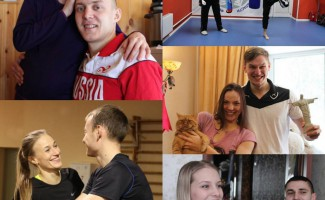 День влюблённых: истории любви спортсменов НЦВСМ