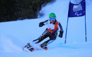 Спортсмен НЦВСМ завоевал 4 медали на чемпионате России по горнолыжному спорту и сноуборду среди лиц с ПОДА