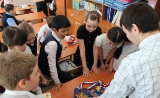 Паралимпиец НЦВСМ Асхат Акматов стал героем «Урока доброты»