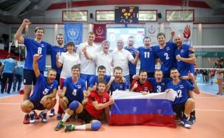 Новосибирские волейболисты - призёры Сурдлимпиады!
