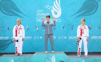 Девять новосибирских спортсменов завоевали медали на Сурдлимпийских играх