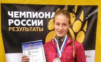 Наталья Тарасова стала третьей на чемпионате России по полумарафону