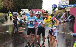 Илья Черноусов выиграл роллерный марафон в Италии