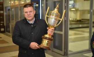 В НЦВСМ продемонстрируют Кубок Президента и Кубок мира, завоёванные новосибирцами