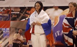 Наталья Рагулина вошла в тройку сильнейших саватисток Европы!