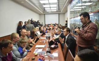 Приглашаем на встречу с медалистами международных и Всероссийских соревнований