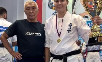 Новосибирская спортсменка Мария Панова стала бронзовым призёром чемпионата мира по киокусинкай