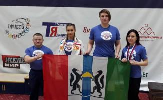 Сергей Федосиенко установил рекорд России в становой тяге