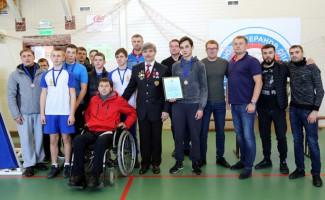 Тренеры НЦВСМ по волейболу (спорт глухих) стали почётными гостями турнира, посвящённого Дню защитника Отечества