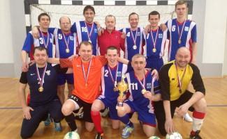 Сборная Новосибирской области по футзалу (спорт слепых) - чемпионы России