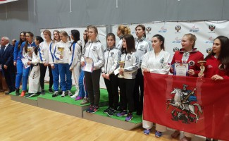 Новосибирские тхэквондисты завоевали 28 медалей на чемпионате России