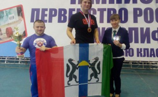 Новосибирские девушки впервые завоевали командное серебро на чемпионате России по пауэрлифтингу