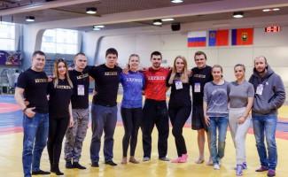 Три новосибирских спортсменки одержали победу на чемпионате России по грэпплингу