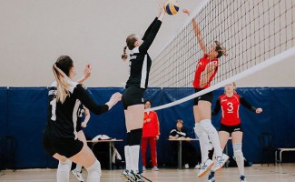 Новосибирские волейболистки стали серебряными призёрами чемпионата России по спорту глухих