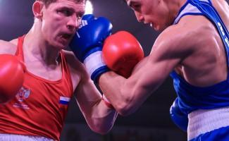 Сборная Сибири по боксу завоевала «серебро» страны
