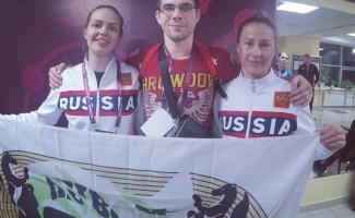 Новосибирские грэпплеры завоевали 7 медалей чемпионата Европы по спортивной борьбе