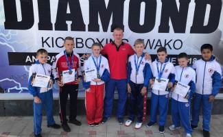 Андрей Максюта – обладатель Кубка мира по кикбоксингу