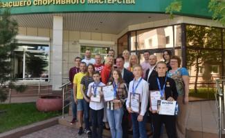 Фотоотчет: пресс-конференция в НЦВСМ
