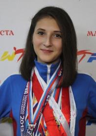 Митрофанова Анастасия Владиславовна