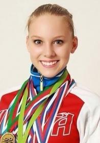Быкова Анастасия Евгеньевна